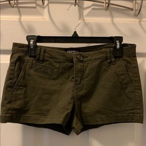 🆕 Express low rise shorts